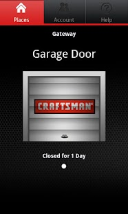 Craftsman Garage Door - screenshot thumbnail