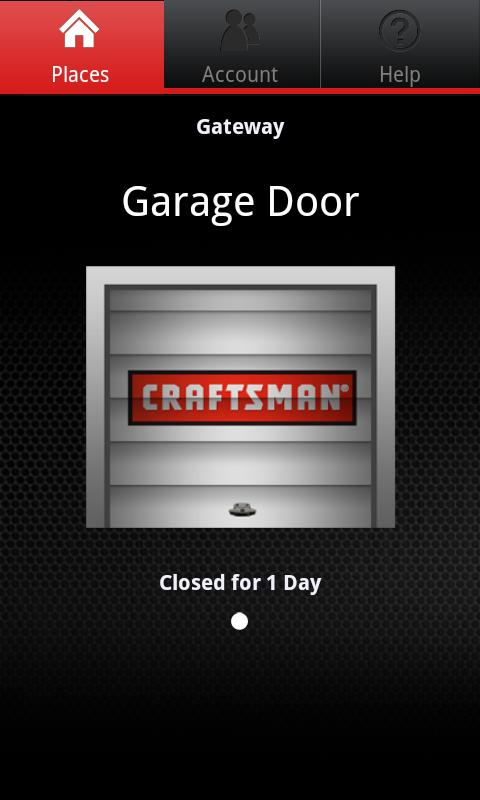 Craftsman Garage Door - screenshot