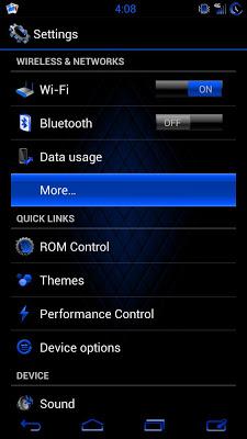 CM10 CM11 : Royal Blue Cobalt - screenshot