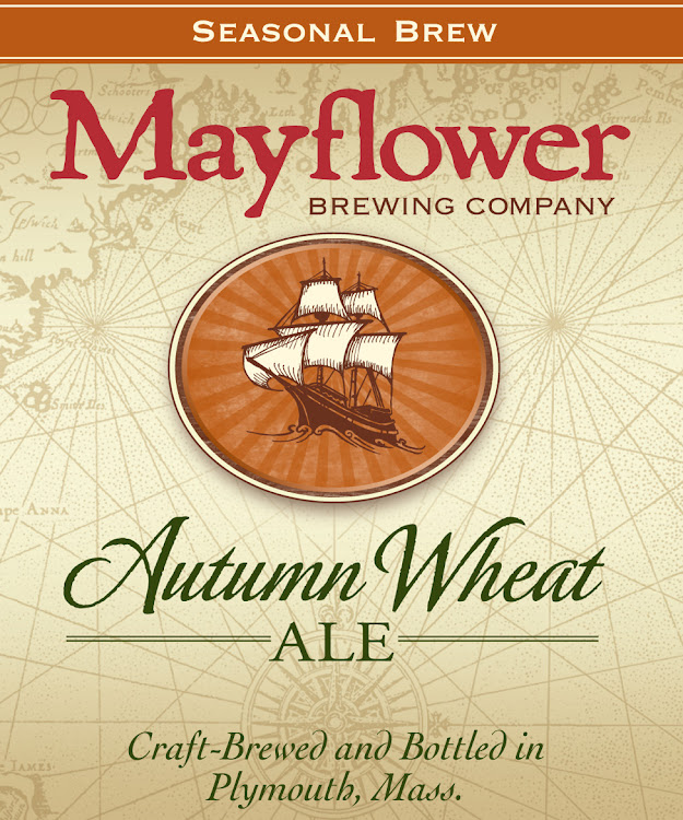 Logo of Mayflower Autumn Wheat Ale