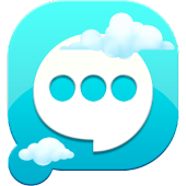 Easy SMS Blue Sky Theme