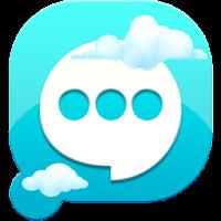 Easy SMS Blue Sky Theme 2.0