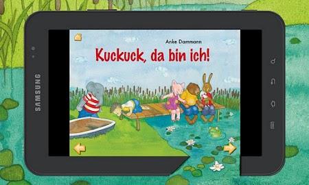 Kuckuck, da bin ich! Screenshot 1