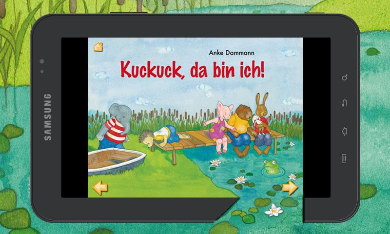 Kuckuck, da bin ich! - screenshot