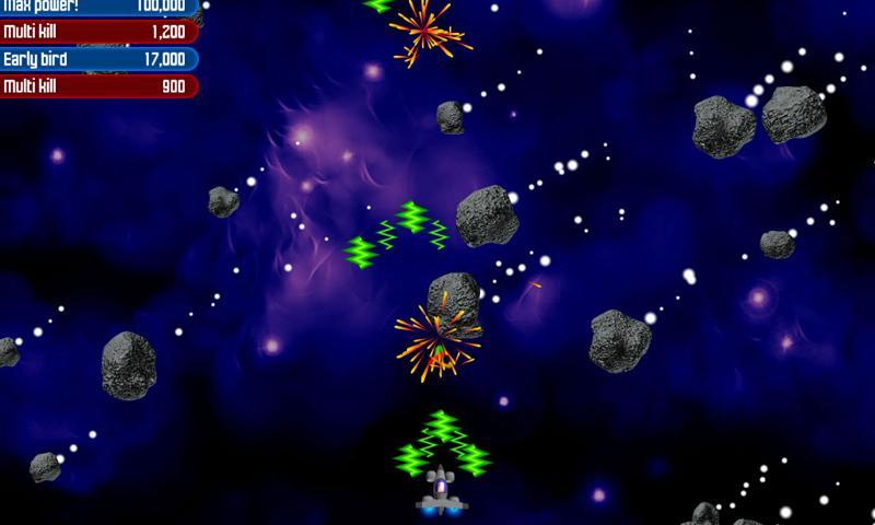 Chicken Invaders 2 HD (Tablet)- screenshot