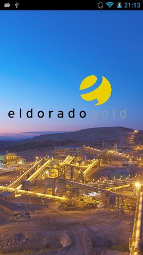 Eldorado Gold IR