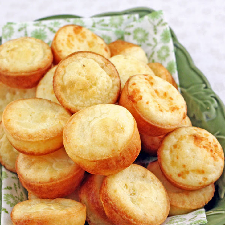 Blender Brazilian Cheese Puffs Recipe
