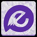 Vera Purple Paisley-Evovle NH icon