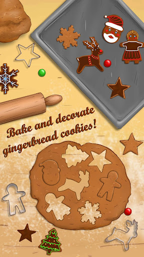 玩免費教育APP|下載Santa's Christmas Kitchen app不用錢|硬是要APP