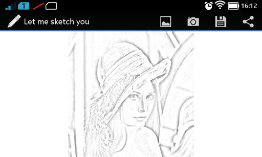 Let me sketch you