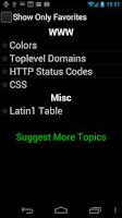 Screenshot of Hacker Quikies