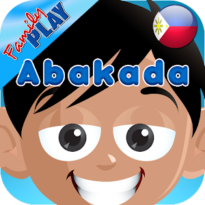 Abakada Alphabet Learn Tagalog for PC and MAC