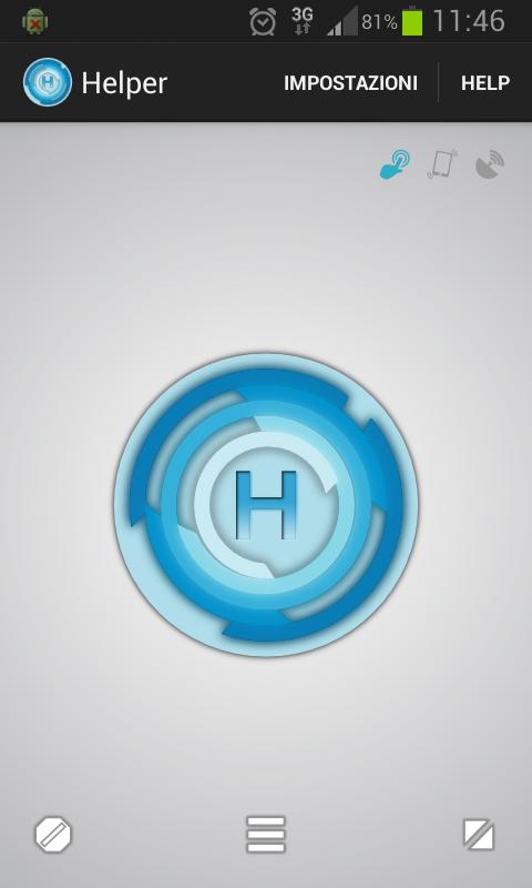 Helper ( Assistente Vocale ) - screenshot