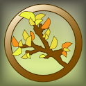Foraging Flashcards Fall logo