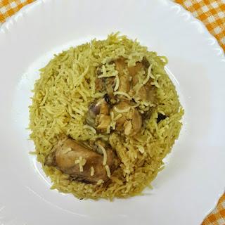 Cupsa Arabic Rice.