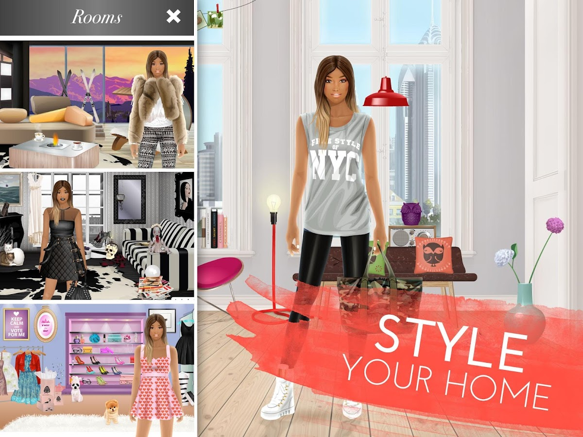 Fashion design simulation games 82