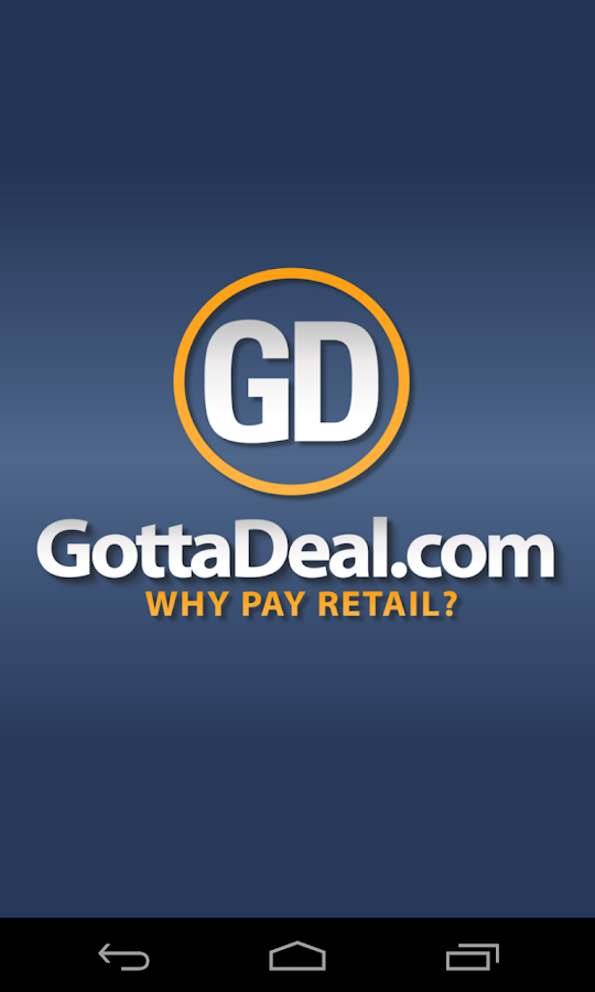 GottaDeal.com - screenshot