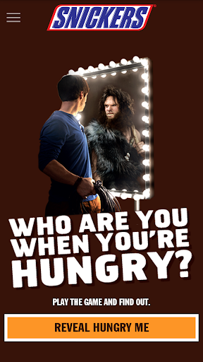 WHO ARE YOU WHEN YOU'RE HUNGRY