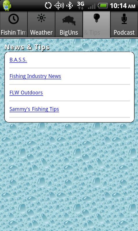 FishMate®- screenshot