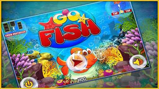 Tappy Fish Game - Go Fish Free