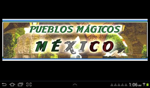 Pueblos mágicos MX