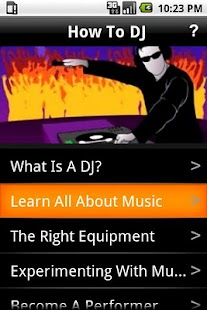 How To DJ- screenshot thumbnail