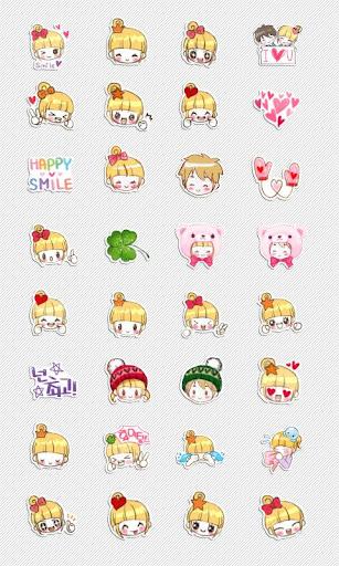 CUKI Theme Cutie Girl icon