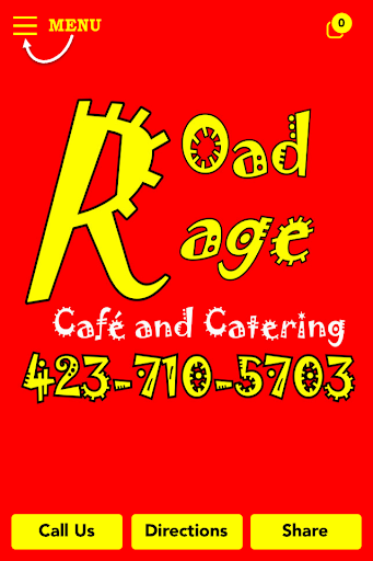 Road Rage Concessions