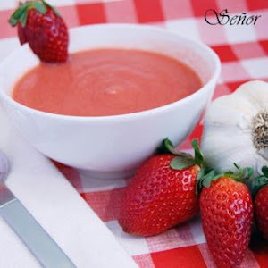 Strawberry Gazpacho: A Different Gazpacho Recipe