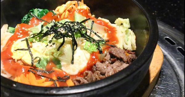 西羅伐韓國料理~單人經濟套餐好實惠,石鍋拌飯、韓式味噌鍋美味過癮
