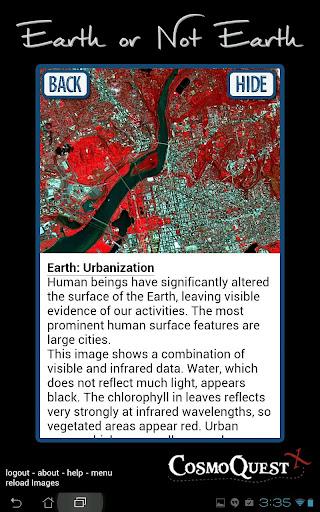 【免費教育App】Earth or Not Earth-APP點子