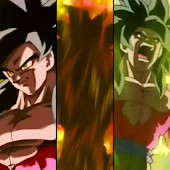 Super Saiyan 4 Live Wallpaper