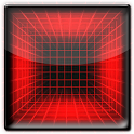 3D Laser Grid Classic - lwp icon