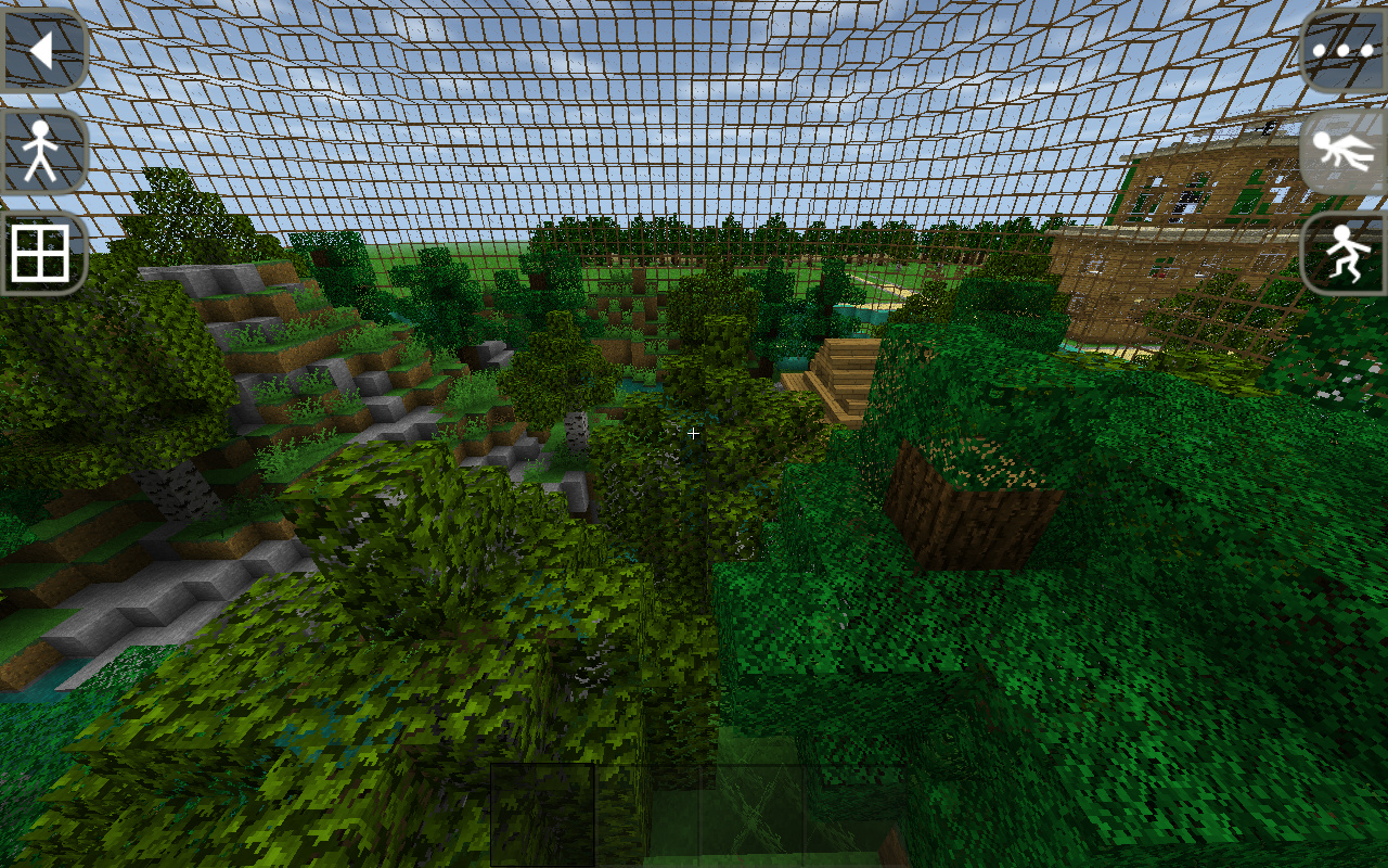 Survivalcraft - screenshot