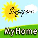 HDB Singapore icon