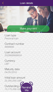 Byblos Bank Mobile Banking- screenshot thumbnail