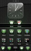 Screenshot of Evolve Green Go Theme