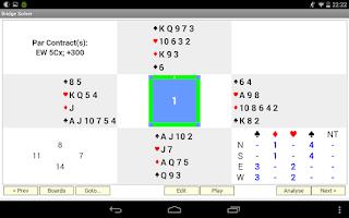 Screenshot of Bridge Solver