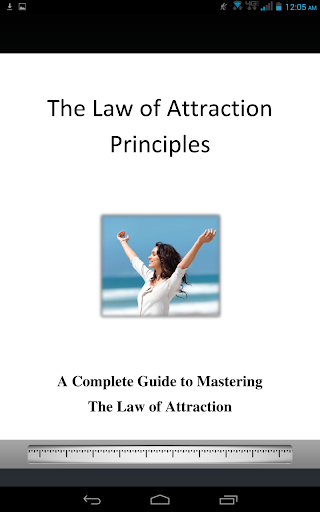 Law of Attraction Principles