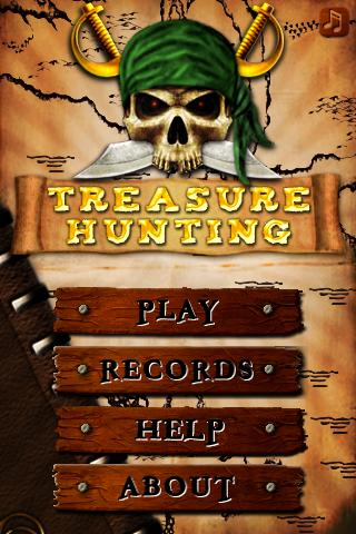Treasure Hunting - screenshot