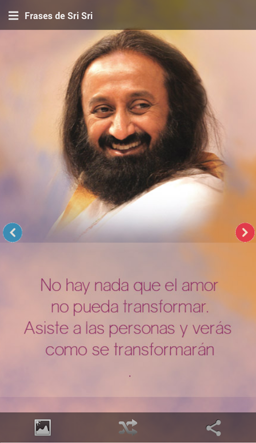 Citas de Sri Sri - screenshot