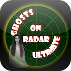Ghosts On Radar Ultimate Prank icon