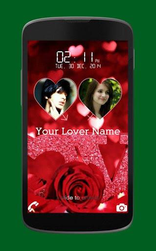 Love Couple Lock