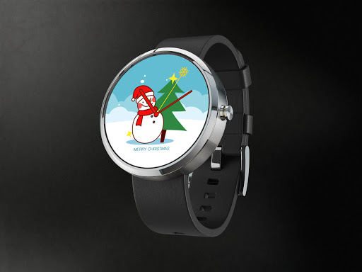 Christmas Watch Face