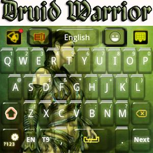 德魯伊戰士鍵盤 個人化 App LOGO-APP試玩