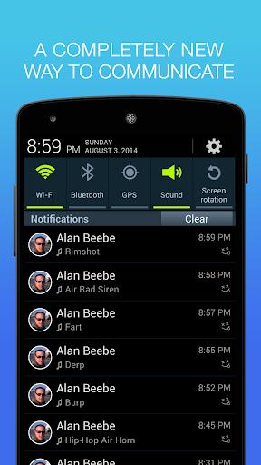 免費通訊App|Derp - 在好友的手機上播放聲音|阿達玩APP