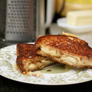 Grilled Swiss and Roasted Fennel Sandwich.
