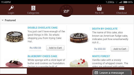 Cake Hut- screenshot thumbnail