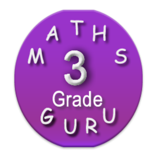 Third Grade Kids Math Guru