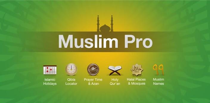 Muslim Pro Azan Quran Qibla 2 3 Android